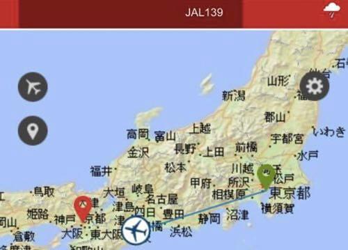 JAL国内線無料インターネット