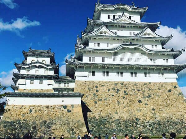 姫路城の大天守