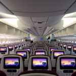 タイ国際航空A350で行く関空-バンコクはゴールド会員向き!シートと機内食と優先タグの話