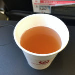 JALビーフコンソメスープは機内で頂くからこそ美味しいよね!