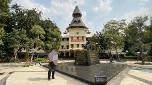 タマサート大学のタープラチャンキャンパスを訪問したよ!雰囲気や感想など